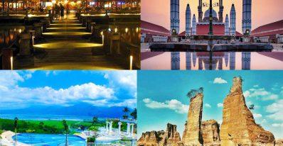 Spot Wisata Hits dan Kekinian di Semarang